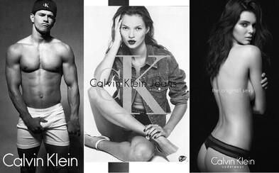 Calvin Klein, revolučný návrhár, ktorý nás naučil investovať do spodnej bielizne