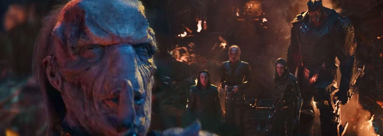 Captain America bude mať v Avengers 4 oveľa dôležitejšiu rolu. Vieme aj, prečo boli Black Order v Infinity War takí slabí