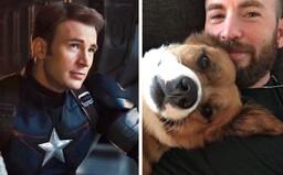Captain America Chris Evans nechtiac zverejnil fotku svojho penisu. Celý internet sa mu snaží pomôcť, aby sa už ďalej nešírila