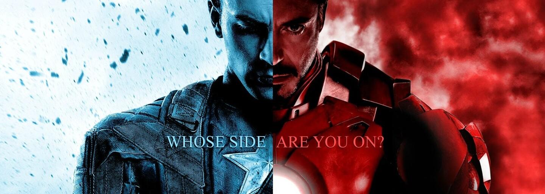Captain America: Civil War bude v IMAX formáte, X-Men: Apocalypse zbrojí vražedné obsadenie