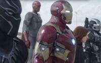 Captain America: Civil War má vonku veľkolepý trailer odhaľujúci nové schopnosti Iron Mana