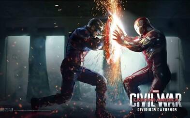 Captain America: Civil War už premiérovalo v prvých kinách po svete a zarobilo neuveriteľných 200 miliónov dolárov