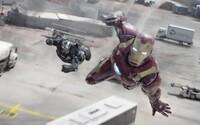 Captain America: Civil War valcuje kiná. Na konte má už takmer 700 miliónov