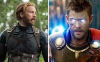 Captain America dostane v Avengers 4 oveľa viac priestoru. Spoločne s Thorom sa majú pustiť do Thanosa