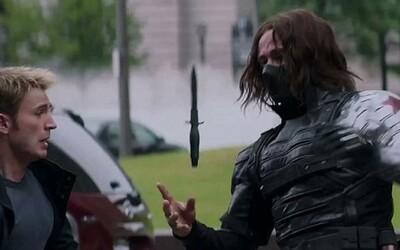 Captain America odhaľuje začiatok filmu a nový trailer