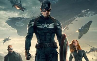 Captain America ukazuje epickosť a nové postavy v ďalšom traileri!