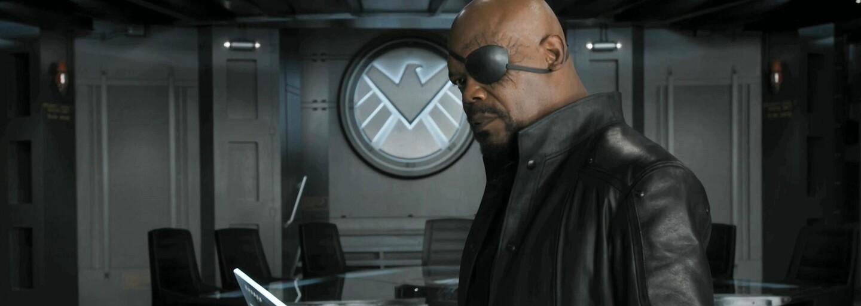 Captain Marvel bude úplne prvým superhrdinom, na ktorého Nick Fury vo svojej kariére narazí