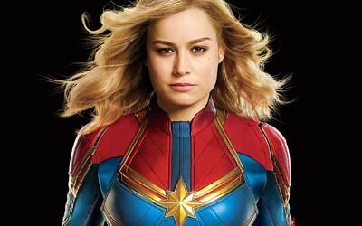 Captain Marvel by malo trvať 2 hodiny a 10 minút. Spoilery hlavná hrdinka stráži aj pred svojou rodinou