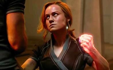 Captain Marvel dokáže cestovat v čase! Ve 4. fázi MCU nahradí Iron Mana jako hlavní hrdinka