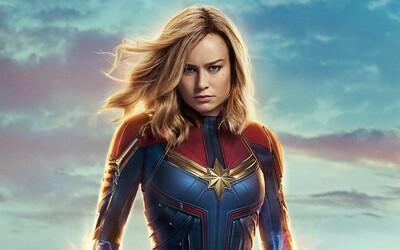 Captain Marvel je filmom s najväčším počtom chýb za rok 2019. Avengers: Endgame skončilo druhé