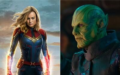 Captain Marvel je v novom traileri najsilnejšia Avengerka. Komiksovka bude plná humoru, akcie a vesmírnych trikov