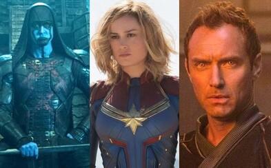 Captain Marvel predstaví členov Starforce. Kto medzi nich patrí a proti komu budú vo filme bojovať?
