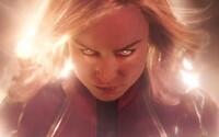Captain Marvel se stává druhou nejoblíbenější marvelovkou na YouTube