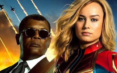 Captain Marvel v kinách devastuje konkurenciu. Zarobila už 760 miliónov dolárov a už čoskoro prekoná Wonder Woman (Box Office)