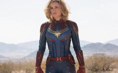 Captain Marvel v podaní Brie Larson bude hrať v budúcnosti MCU zásadnú rolu. Herečka podpísala zmluvu na 7 filmov