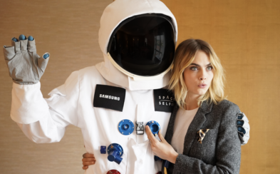 Cara Delevingne: Do vesmíru a selfíčiek som vlastne blázon (Rozhovor)