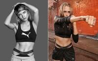 Cara Delevingne sa stala tvárou značky Puma. Na vydarených záberoch ukázala, že s modelingom to stále vie