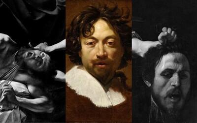 Caravaggio: Vrah a násilník poznačený církevní klatbou, ale i geniální umělec, kterému světové malířství vděčí za mnohé