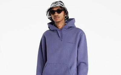 Carhartt WIP: ikona mezi streetwearovými značkami, kterou bys neměl přehlížet. Kousky s tímto logem nosí Kanye West i Dalyb
