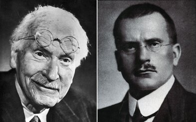 Carl Jung: Psychiater a psychoterapeut svetového formátu, ktorý sa obrovskou mierou podieľal na prepojení duchovného a vedeckého sveta