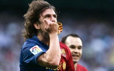 Carles Puyol, legenda opúšťa Barcelonu