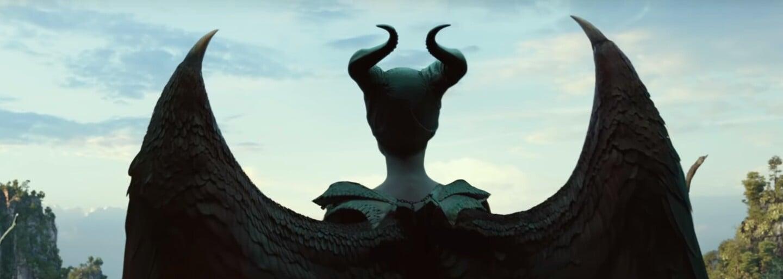 Čarodějnice Angelina Jolie se vrací v prvním traileru pro pokračování temné fantasy pohádky Maleficent