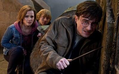 Čarodejnícky svet Harryho Pottera dostane 4 nové knihy, oznámila J.K. Rowling
