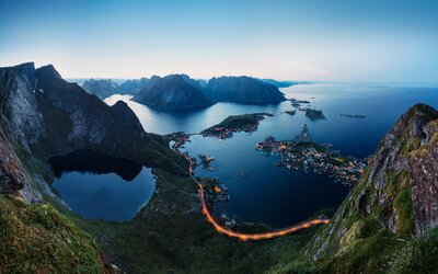 Čarokrásne Nórsko s jedinečnou prírodou očami mladého fotografa (Rozhovor)