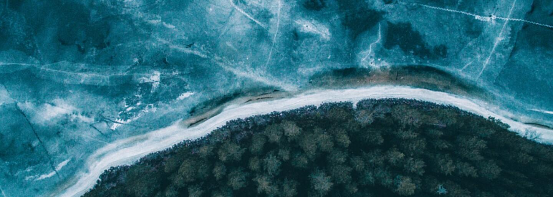 Čarovná severská príroda Švédska nezostala svojej povesti nič dlžná, čoho dôkazom sú aj podarené zábery z dronu