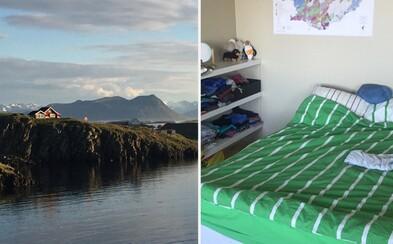 Čarovný deň v živote študenta v maličkom islandskom mestečku. O svetlo sa báť nemusíš a príroda ťa nesklame