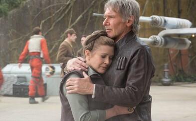 Carrie Fisher pred svojou smrťou dokončila natáčanie Epizódy VIII. Čo to pre budúcnosť Star Wars znamená?