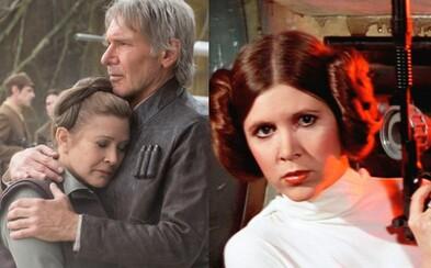 Carrie Fisher známa aj ako Leia zo Star Wars nás po zdravotných ťažkostiach navždy opustila vo veku 60 rokov