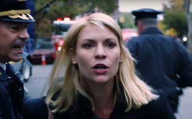 Carrie Mathison sa v napínavom traileri 6. série Homelandu ocitá v centre predávania moci novej hlave USA