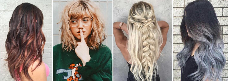 Čas na změnu? Ofina, barevné vlasy i smokey ombré jsou hity podzimu ve vlasových trendech