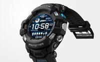 Casio představilo první ikonické G-Shock hodinky se systémem Google Wear OS. Mají duální displej pro šetření baterie