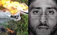Časť Američanov už vyhadzuje svoje oblečenie od Nike. Spoločnosť novou kampaňou rozhnevala kus spoločnosti