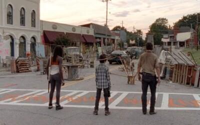 Část městečka ze seriálu Walking Dead můžeš vlastnit i ty jen za 16,5 milionu korun!
