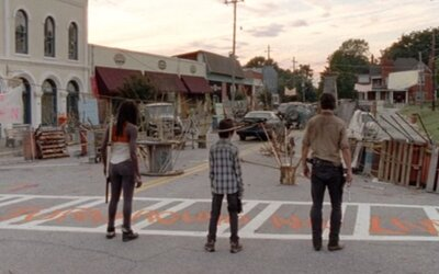 Časť mestečka zo seriálu Walking Dead môžeš vlastniť aj ty len za 600-tisíc eur!