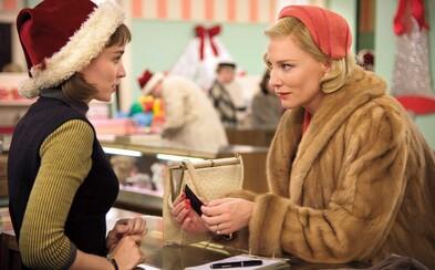 Cate Blanchet stojí v dráme Carol medzi svojou rodinou a láskou k inej žene