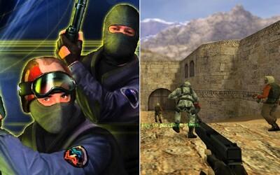 Rush na B či legendární de_dust2. Counter-Strike 1.6 hráli všichni a i po 15 letech existují přeplněné servery