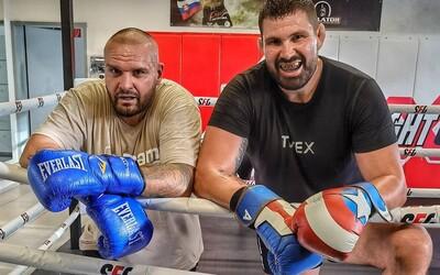 Rytmuse ještě letos čeká boxerský zápas s dalším raperem. Poprvé od zápasu s Vémolou se porve i Attila Végh.