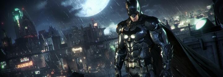Buď Batman! To ti vzkazuje nový hraný trailer plný odvahy a odhodlání na Arkham Knight