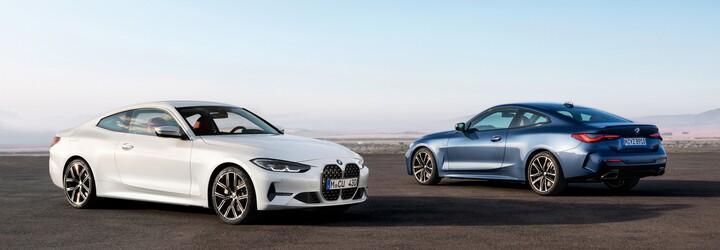 Úplne nové BMW radu 4 s kontroverznou maskou je realitou. Páči sa?