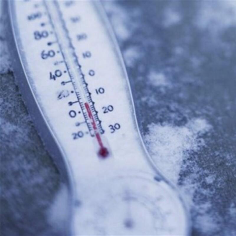 Historicky najnižšia nameraná teplota na Slovensku je -41 stupňov Celzia.