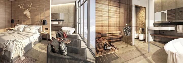 V nepoškrvnenej prírode Jasnej do dvoch rokov vyrastie luxusný päťhviezdičkový hotel. Jeho vlastníkom môžeš byť aj ty