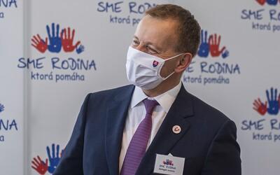 Boris Kollár vraj chystá gesto. Chce navrhnúť svoje odvolávanie v parlamente, odstúpiť však odmieta
