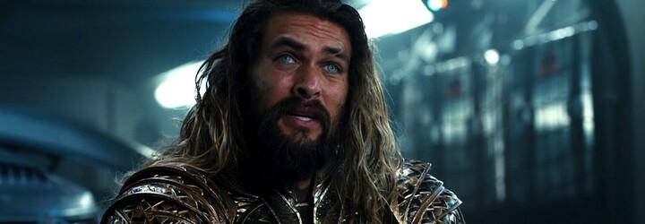 Ako sa ľudia z Warner Bros. snažili oholiť Henryho Cavilla a akou zmenou oproti Justice League prejde Aquamanov podvodný svet?