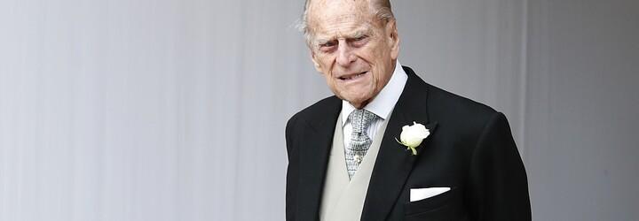 Zemřel Princ Philip, vévoda z Edinburghu