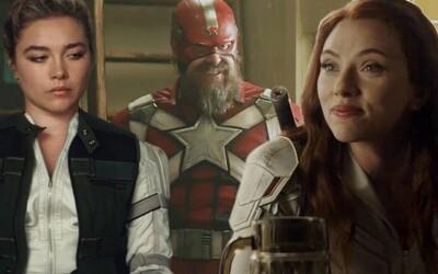 Ruský Captain America sa volá Red Guardian. Čo okrem nových postáv a záporáka odhalil trailer pre Black Widow?