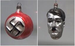 Čech za 15 000 korun prodával nacistické ozdoby na stromeček. Nechyběla ani hlava Adolfa Hitlera